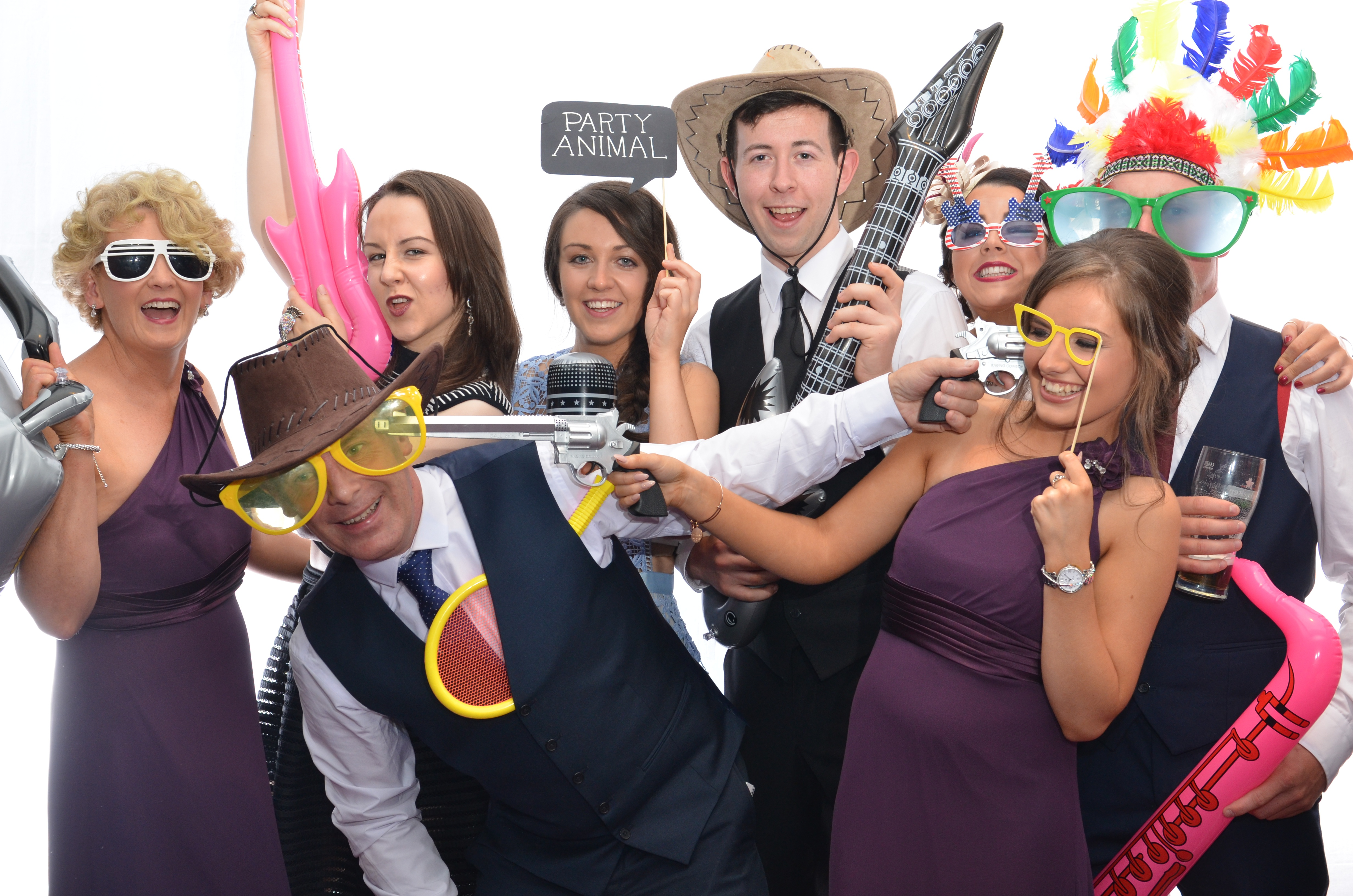 Photo Booth Hire Tipperary Kerry Cork Waterford